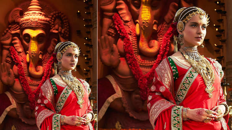 Kangana Ranaut Manikarnika Teaser Releasing on October 2nd