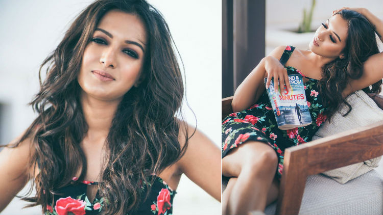 Hot Actress Catherine Tresa Sexiest Photoshoot