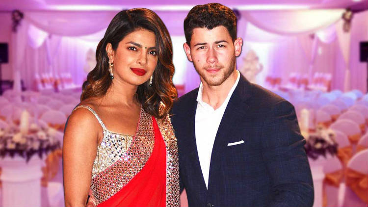 Priyanka Chopra Nick Jonas Wedding Photo Rights Sold With Huge Amount