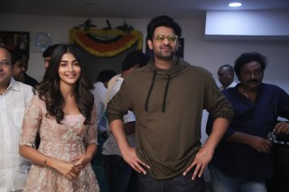 Prabhas20 Opening Ceremony Photos Photos
