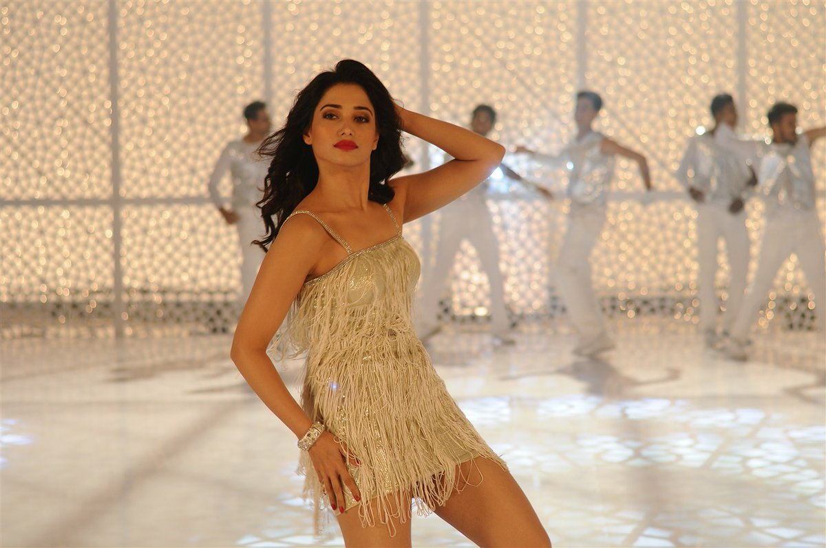 Why Tamannah Doing Item Songs