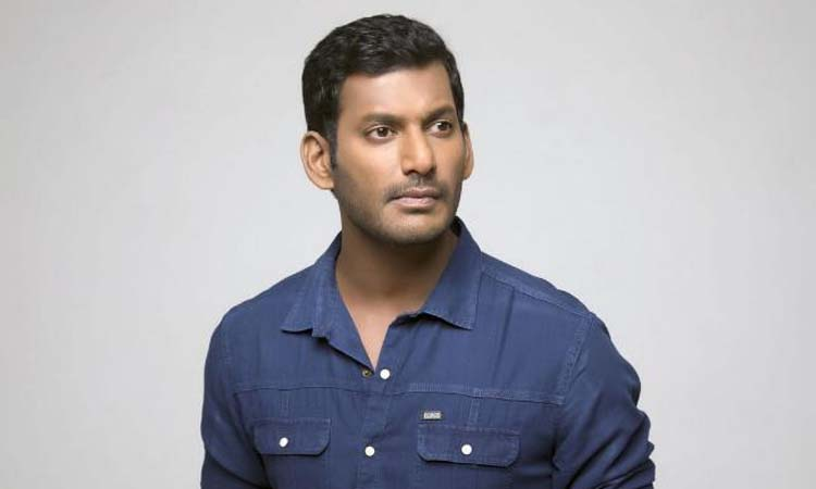 vishal busy with his marriage  work