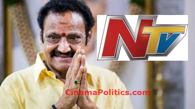 Ntv Anniversary Celebrations Cancelled due to Harikrishna Death
