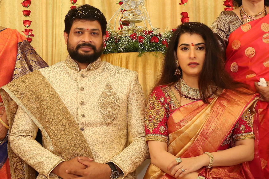 Archana gets engaged