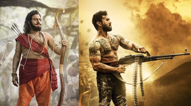 balakrishna and ram charan movies look posters are out