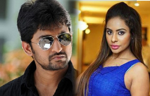 nani warning to sri reddy
