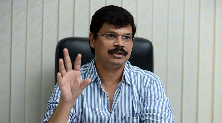 Boyapati Srinu  about ram charan's Vinaya Vidheya Rama Movie