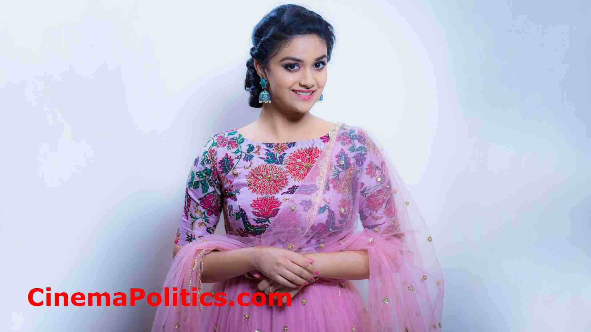 Keerthy Suresh Taken a lot of Takes for Perfect Dubbing