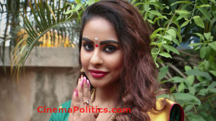Reason Behind Actress Sri Reddy Tearing Every Day