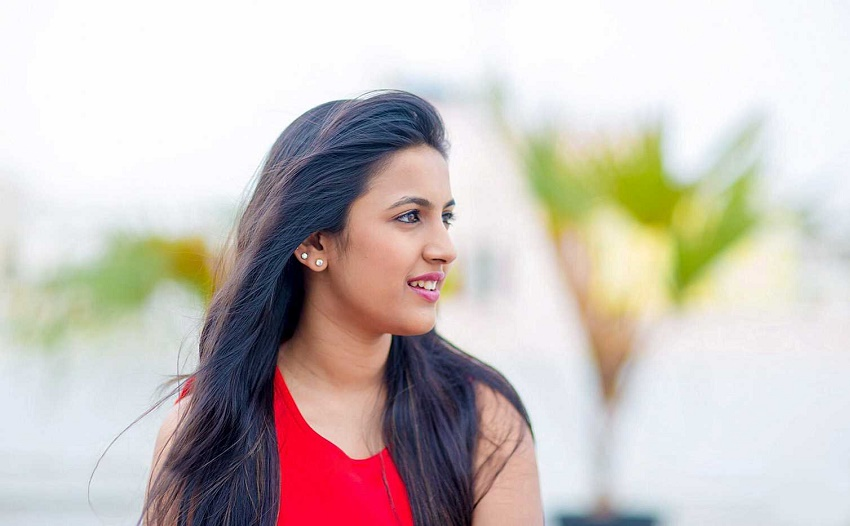 Niharika-Back-To-Web-Series