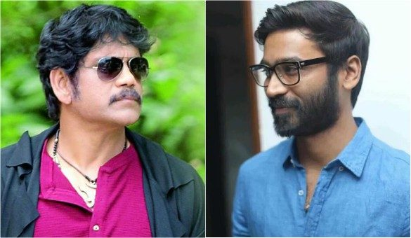 Akkineni Nagarjuna In Dhanush Direction