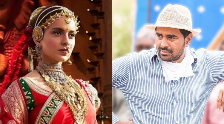 director krish done sensational comments on kangana ranaut