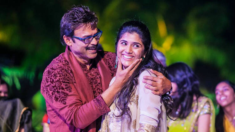 Venkatesh Daughter Ashritha Marriage Date Confirmed