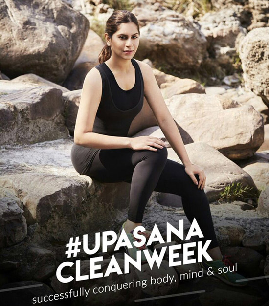 Upasana-Clean-Week