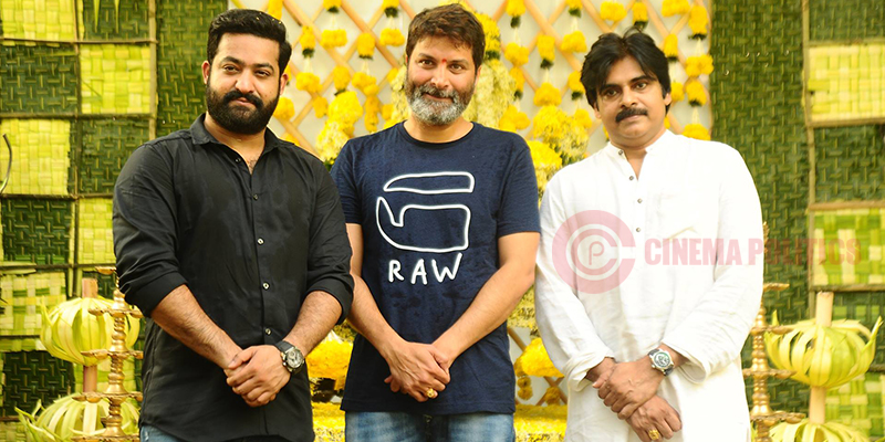 pavan Kobali making as ntr aravindha sametha