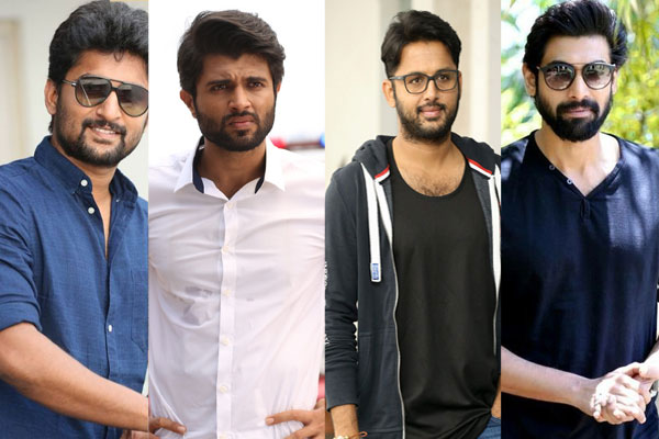 Tollywood Heroes