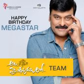 Birthday Chiranjeevi
