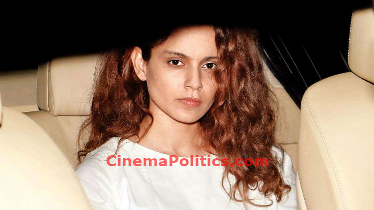 Complaint against Kangana Ranaut on Real Estate Controversy