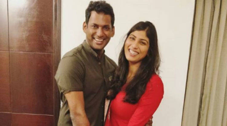 Vishal To Marry Anisha Alla in March 2019