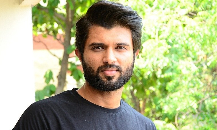 Vijay Devarakonda play father role in his next film