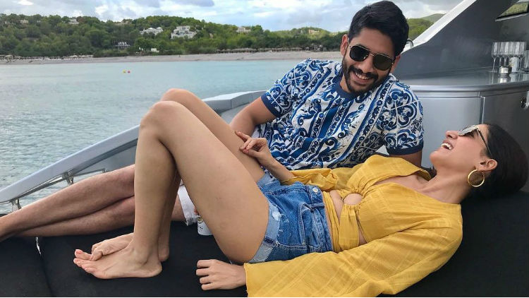 Naga Chaitanya Samantha Vacation