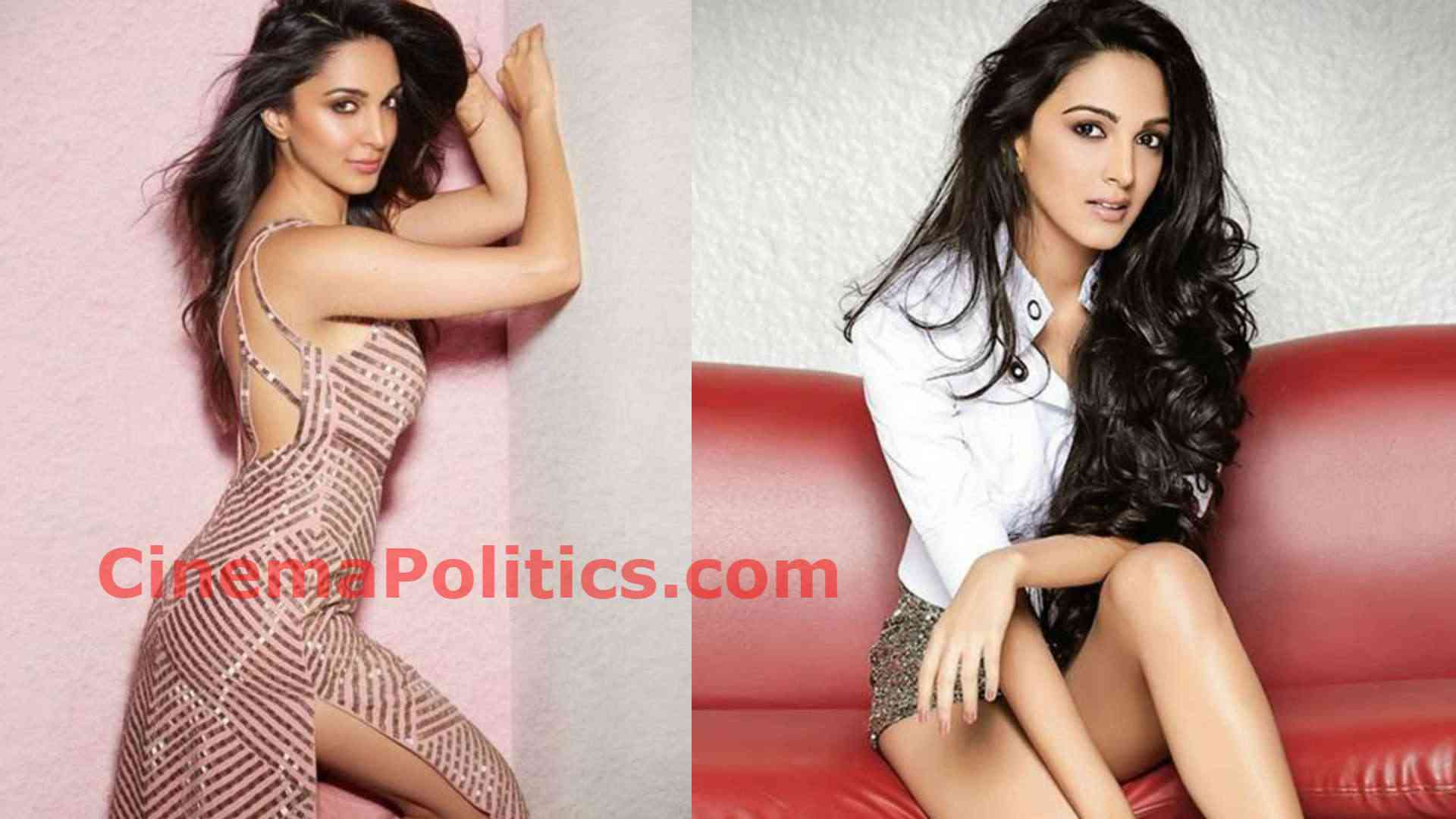 Bharath Ane Nenu Heroine Kiara Advani has done Too Hot Photoshoot