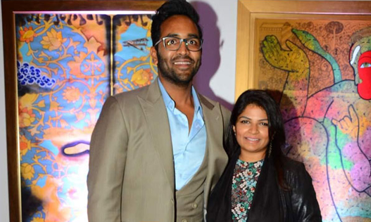 manchu vishnu wife write tweet on  ys jagan