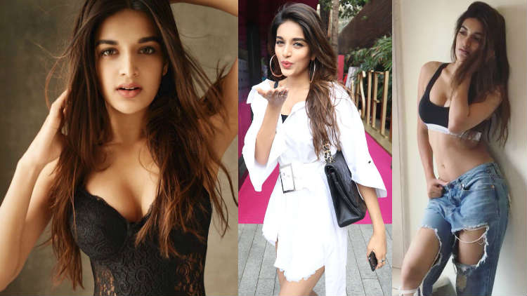 Nidhhi Agerwal Sexiest Fantabulous Photoshoot