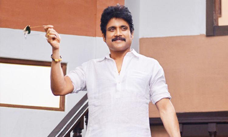 Nagarjuna's Bangarraju to go on floors  after elections