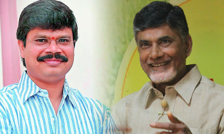 ap cm chandrababu naidu hope on boyapati srinu