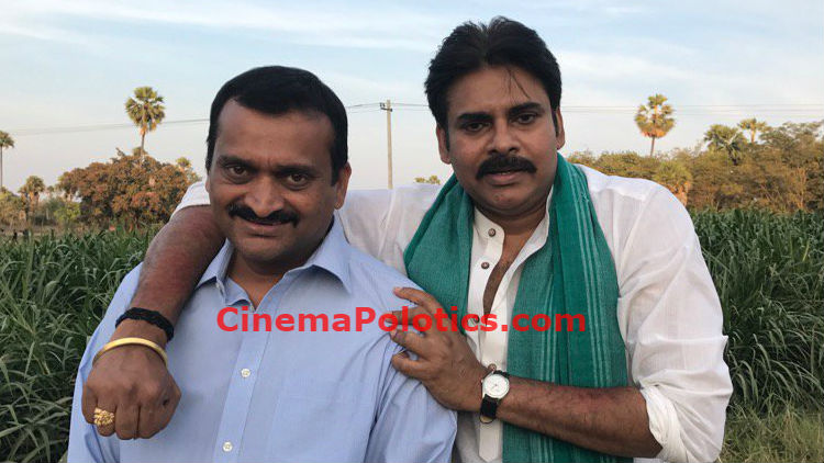 Pawan Kalyan's Devotee Bandla Ganesh Joined into Congress Party