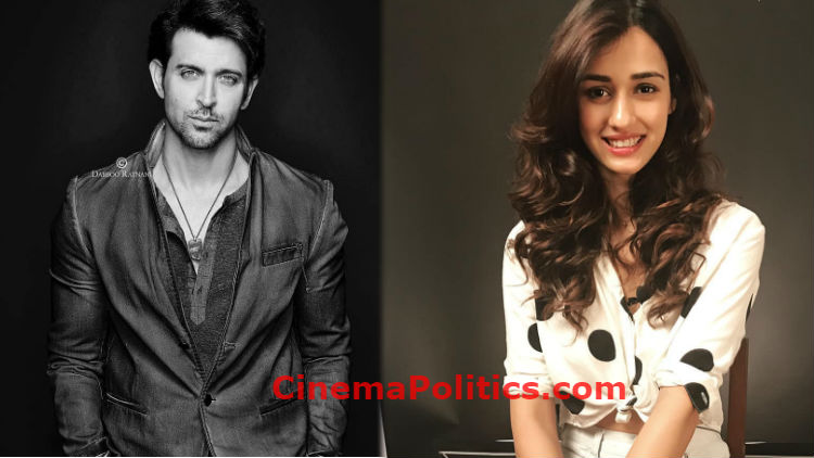 Hrithik Roshan Not Flirted Disha Patani