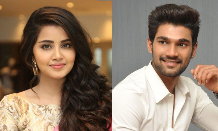 Anupama Parameswaran to act with bellamkonda sai srinivas in 'Ratsasan' remake