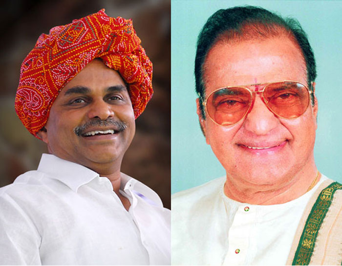 NTR Vs YSR Biopic