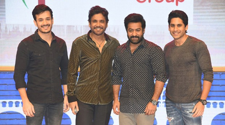 jr ntr speech at mr majnu pre-release event function