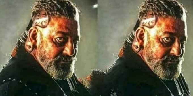 Sanjay Dutts look from KGF 2 leaked