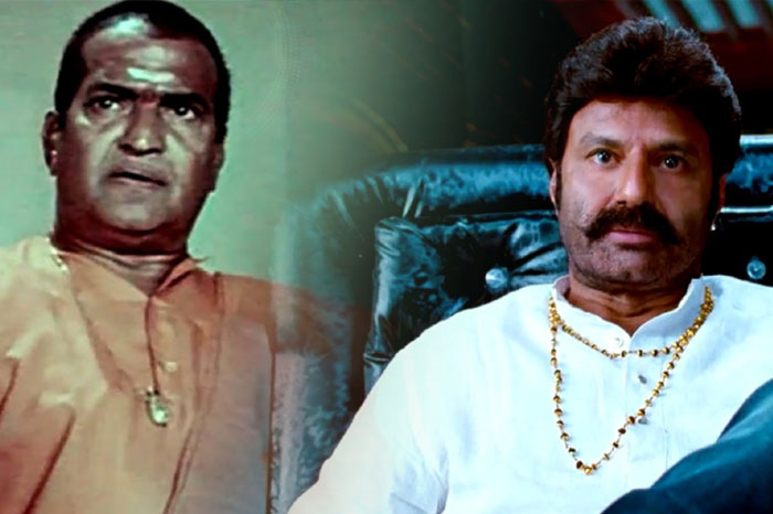 Balakrishna dare on NTR Bio Pic