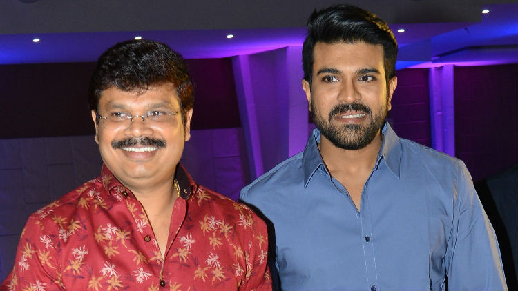 Director Boyapati Looking Soft Title For Ram Charan Movie