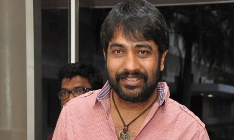 YVS Chowdary to direct love back drop movie