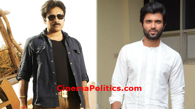 Vijay Devarakonda Followed Pawan Kalyan's Punch Dialogue