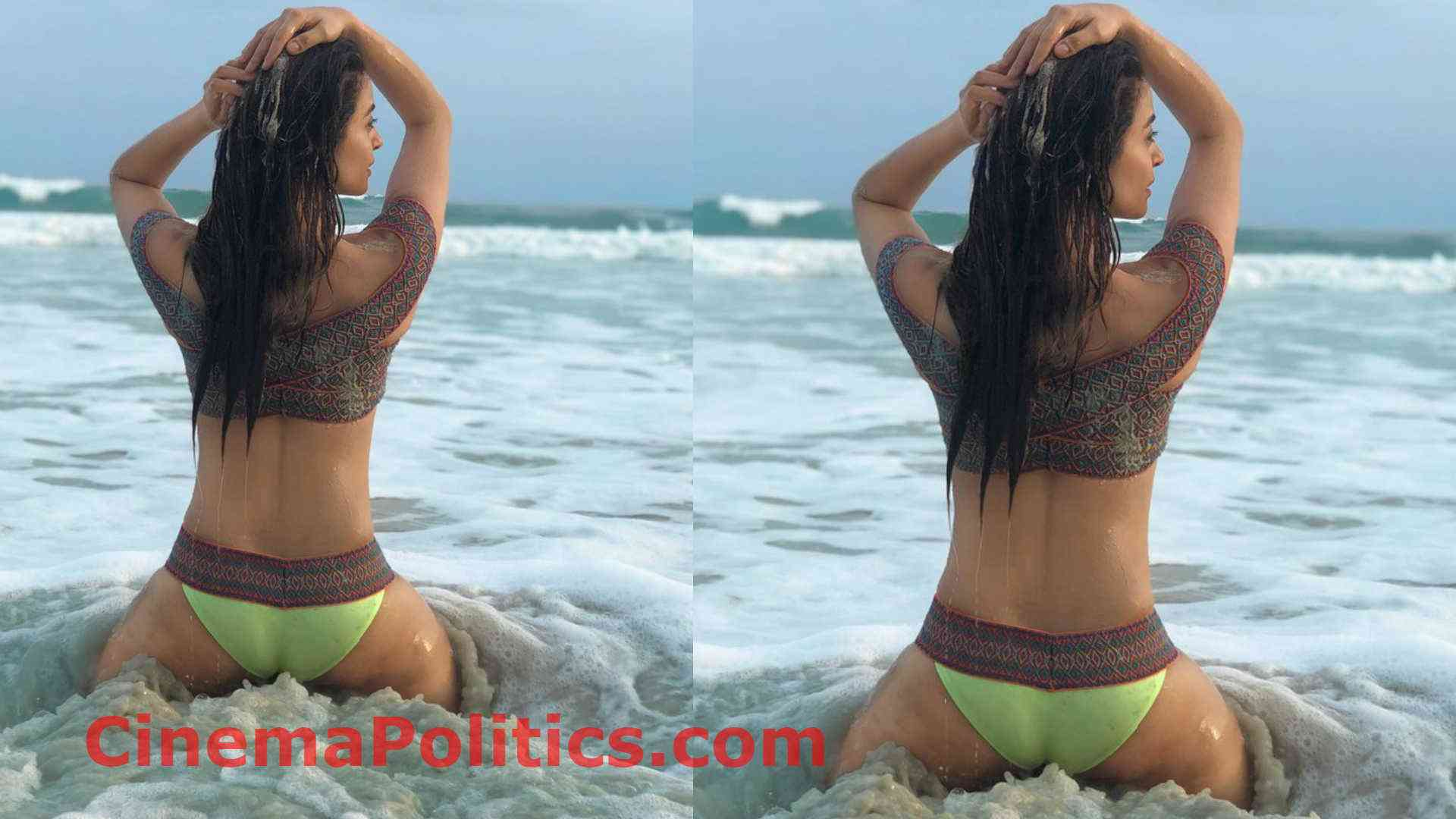 Surveen Chawla Hottest Photoshoot in Bikini