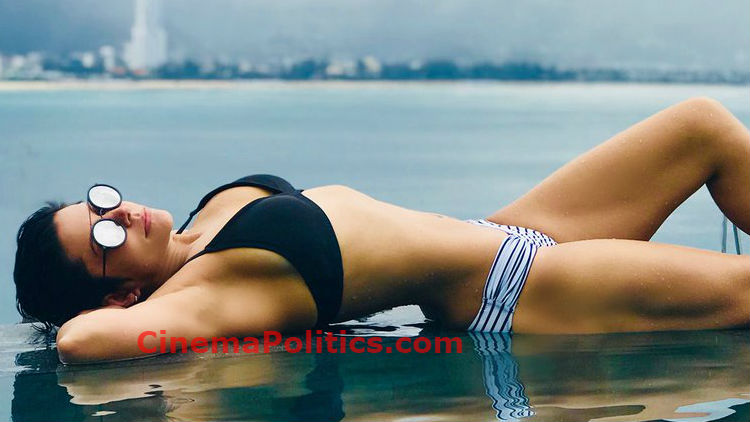 Fittest Beauty Mandira Bedi Hottest Photoshoot