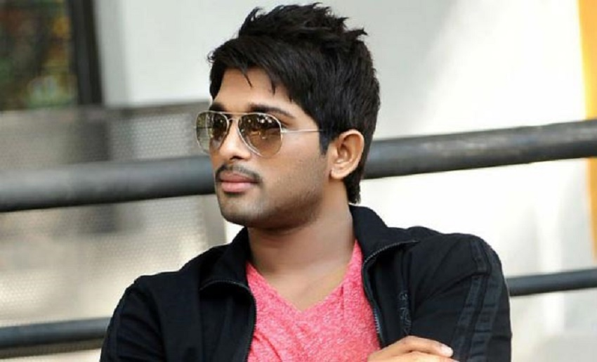Allu Arjun To Debut Into The World Of Instagram