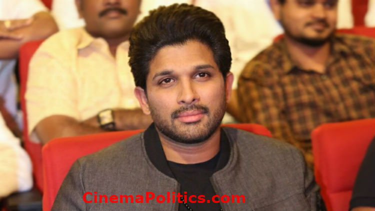 A lot of Satires Coming on Allu Arjun Through Social Media