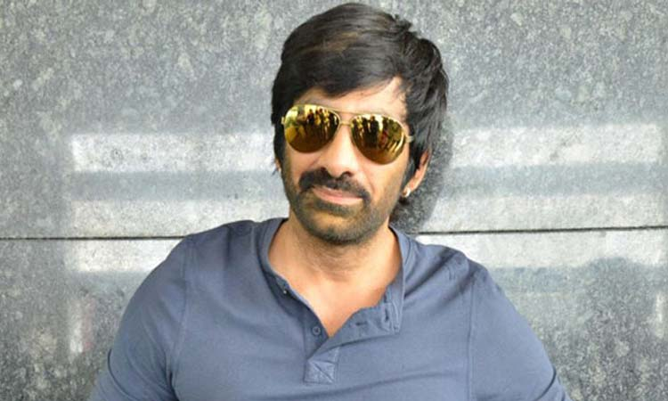 ravi teja Discoraja sold before the shooting started
