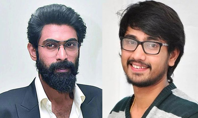 rana daggubati joining hands with raj tarun