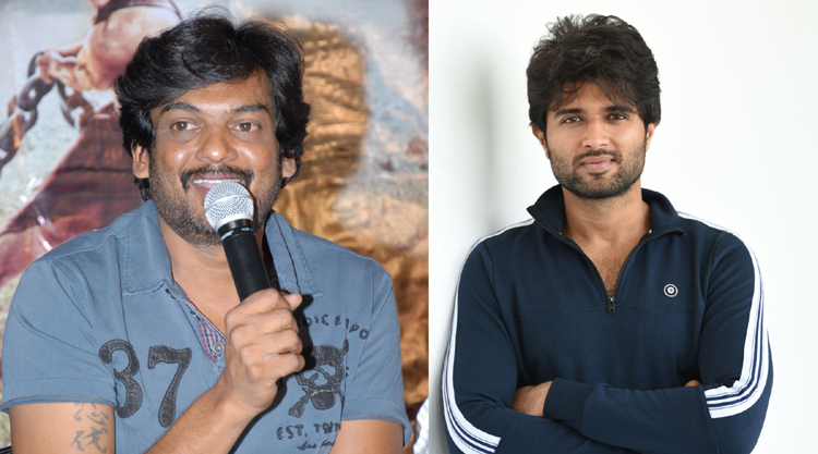 vijay devarakonda and director puri jagannath to make a movie together