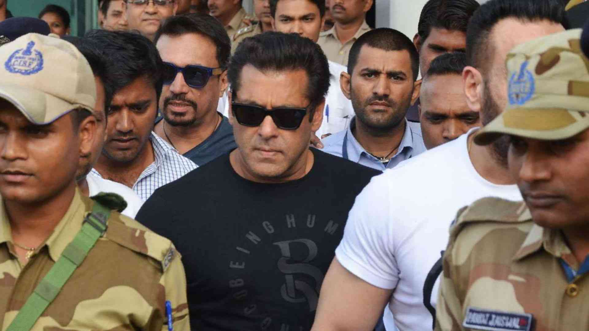Court's permission needed every time while Salman travels abroad