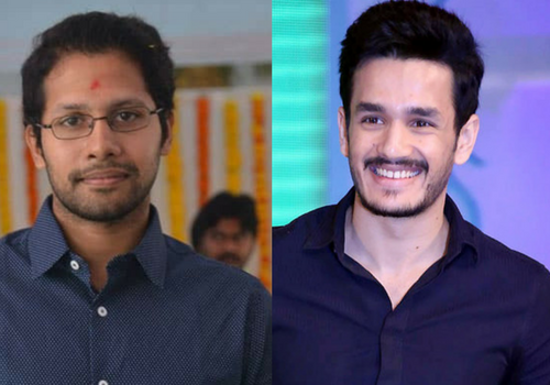 AKHIL BECOMING FORTUNE TO VENKEY ATLURI!
