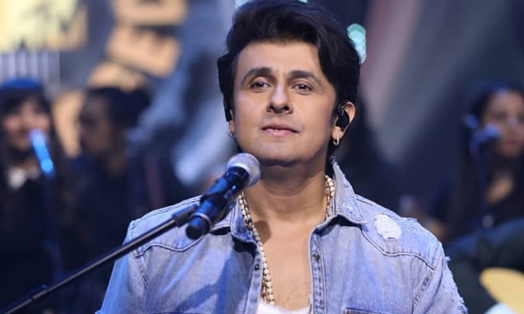 Sonu Nigam hospitalised due to back pain